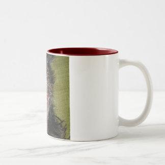 Café - mina taza de dos tonos
