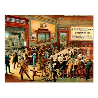 Café - postal