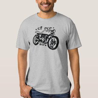 Cafe Racer Camiseta