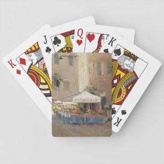 Café Roma Cartas De Póquer