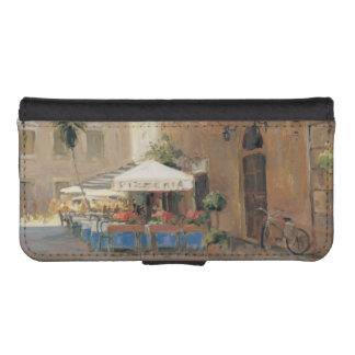 Café Roma Cartera Para iPhone 5