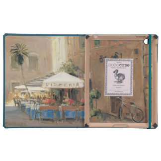 Café Roma iPad Fundas