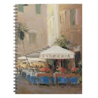 Café Roma Libretas Espirales