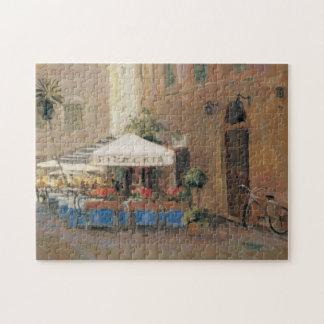 Café Roma Puzzle Con Fotos