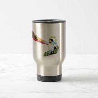 Café sostenible taza de viaje