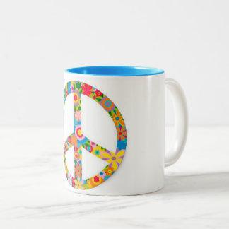 café, té, paz y yo de podmodify.com tazas