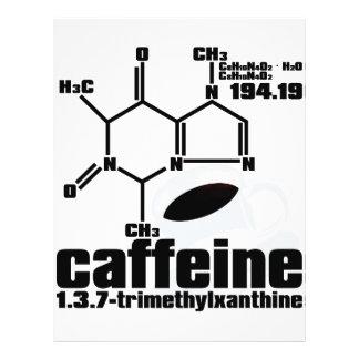 Cafeína Tarjetas Publicitarias