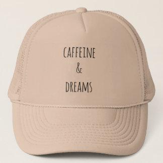 Cafeína y gorra de los sueños
