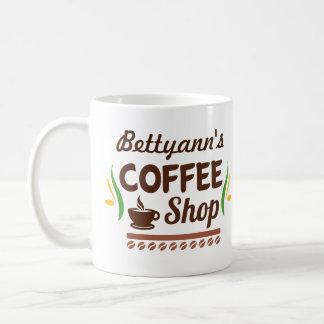 Cafetería conocida adaptable taza de café