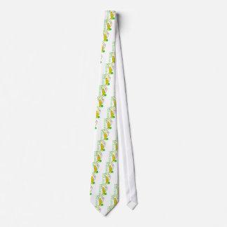 Caída alta de la taza del taburete corbatas personalizadas