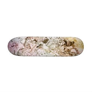Caída de Alicia Tablas De Skate