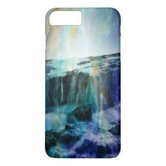 Caídas cósmicas funda para iPhone 8 plus/7 plus