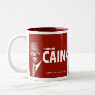 CAÍN contra la taza 2012 de café INCAPAZ de Herman