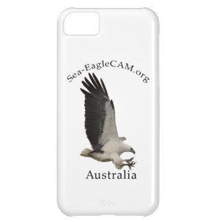Caja adulta del teléfono de Mar-Eagle i del vuelo Funda iPhone 5C