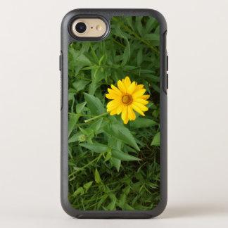 Caja amarilla de la flor funda OtterBox symmetry para iPhone 8/7