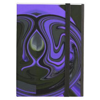 Caja Amethyst abstracta de Powis del iPad del Psyc