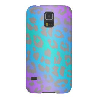 Caja animal de la galaxia 5 de Samsung del Funda De Galaxy S5