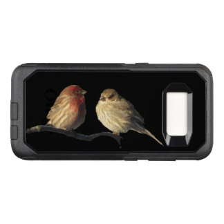 Caja animal de la galaxia S8 de OtterBox de los Funda Otterbox Commuter Para Samsung Galaxy S8