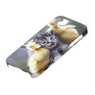 Caja animal del teléfono iPhone 5 Case-Mate funda