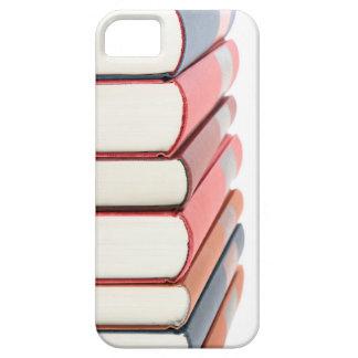 Caja apilada del teléfono de los libros funda para iPhone SE/5/5s