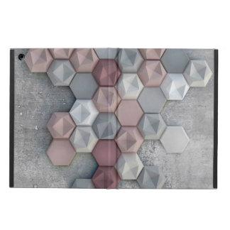 Caja arquitectónica del aire del iPad de los