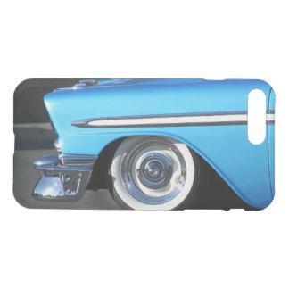 Caja azul clásica del iphone 7 del coche funda para iPhone 7 plus