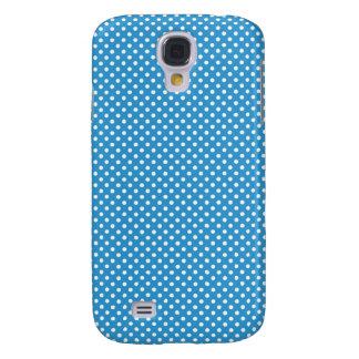Caja azul de Iphone 3 del lunar del Regatta pequeñ