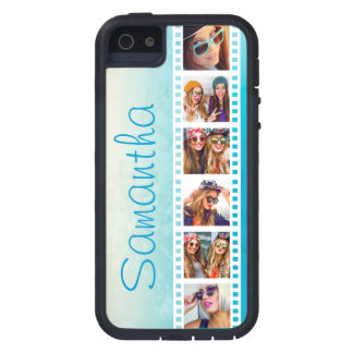 Caja azul de moda femenina del iPhone 5 de Xtreme Funda Para iPhone SE/5/5s