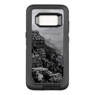 Caja blanco y negro de Otterbox del Gran Cañón Funda Otterbox Defender Para Samsung Galaxy S8