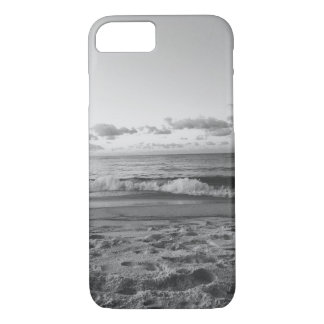 Caja blanco y negro del iPhone 7 de la opinión de Funda iPhone 7