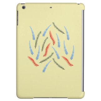 Caja brillante del aire del iPad de las ramas