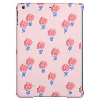 Caja brillante del aire del iPad de los balones de