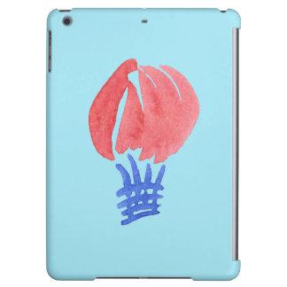 Caja brillante del aire del iPad del balón de aire