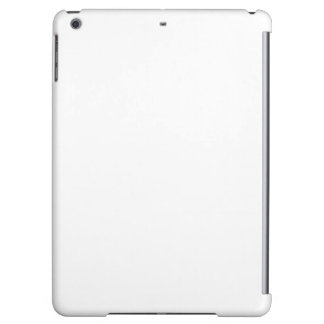 Caja brillante lista del aire del iPad del caso