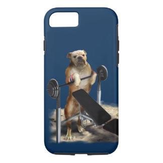 Caja chistosa del teléfono del mascota con el funda iPhone 7