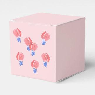 Caja clásica del favor de los balones de aire