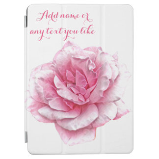 Caja color de rosa rosada artística del iPad Cubierta Para iPad Pro
