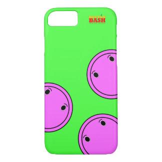 Caja coloreada cal rosada del iPhone 7 de Funda iPhone 7