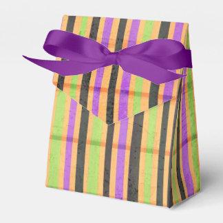 Caja coloreada multi del favor de la tienda del