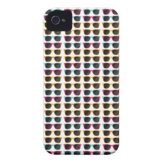 Caja colorida del iPhone 4 del compañero de la Carcasa Para iPhone 4 De Case-Mate