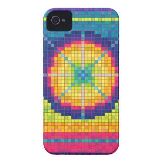 Caja colorida del iPhone 4 del modelo del extracto iPhone 4 Cárcasas