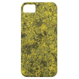 Caja concreta amarilla de Iphone iPhone 5 Case-Mate Carcasas