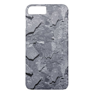 Caja concreta rota simulada Grunge del iPhone Funda iPhone 7 Plus