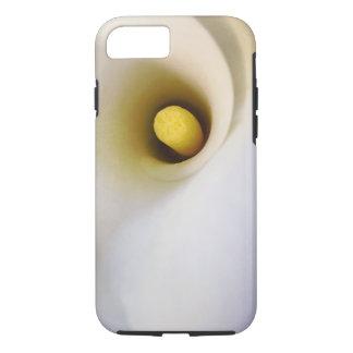 Caja/cubierta florales del teléfono de la cala funda iPhone 7