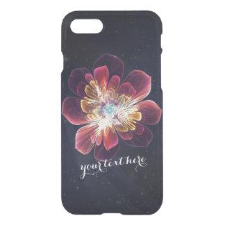Caja de batería del iPhone 5/5S/6/plus de la flor Funda Para iPhone 7