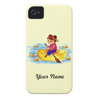 Caja de Blackberry de la casamata de la Feliz Año iPhone 4 Cárcasas