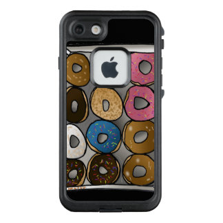 Caja de caso de Iphone de los anillos de espuma