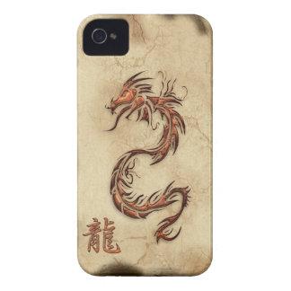 Caja de cobre china de Blackberry del arte del Case-Mate iPhone 4 Funda