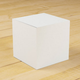 Caja de encargo del favor 2x2 caja para regalo de boda