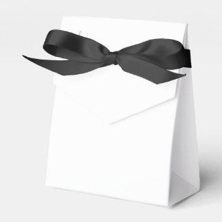Caja de encargo del favor de la tienda (cinta cajas para regalos de boda